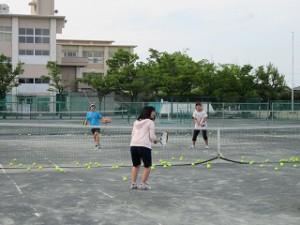 テニス 女子 03s